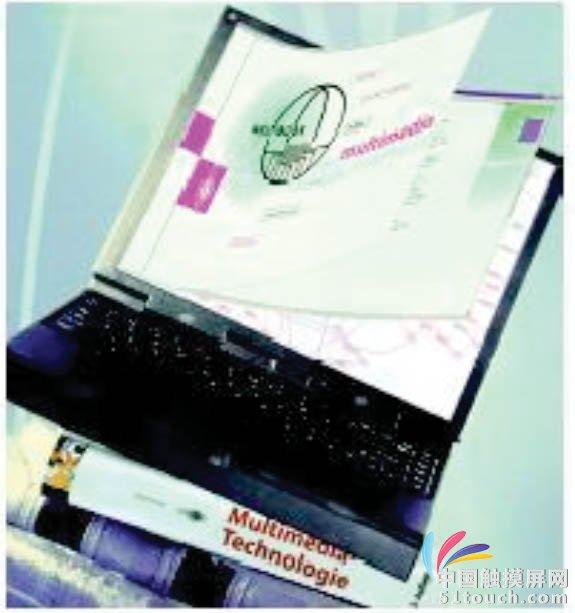 电子纸应用举例与功能结构