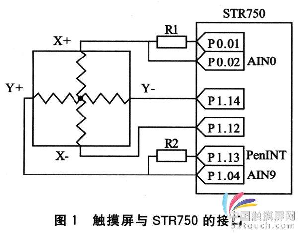 strg6351结构电路图