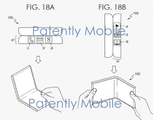另外,该专利申请文件显示,显示屏边缘会显示若干用户简档,显示可折叠的设备具有解锁功能,另外还具有浮动显示区域控制功能,可以根据观看方向,控制浮动显示区域。不少传闻称三星将在年内推出可折叠的Galaxy X智能手机,采用可折叠的4K柔性显示屏,采用高通骁龙620或者820芯片组。 中国触摸屏网推出微信公共平台,每日一条微信新闻,涵盖触摸屏材料、触摸屏设备、触控面板行业主要资讯,第一时间了解触摸屏行业发展动态。关注办法:微信公众号i51touch 或微信中扫描下面二维码关注,或